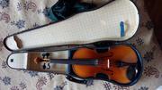 Скрипка 3/4  производства Чехословакия